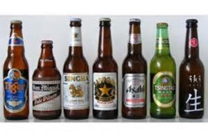 Asian Beers
